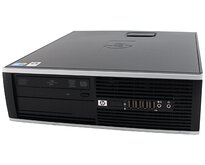 HP Elite 8100 SFF Intel Core i5-650 3.2GHz 4GB 320GB DVD-RW Windows 7 Home Premium PL