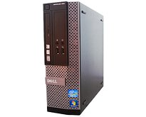 DELL Optiplex 390 SFF Intel Core i3-3220 3.3GHz 4GB 250GB Windows 7 Home Premium PL