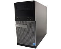 DELL Optiplex 9020 Tower Intel Core i7-4770 3.4GHz 16GB 256GB SSD + 2TB DVD-RW Windows 10 Professional PL