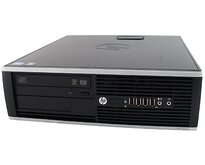 HP Elite 8300 SFF Intel Core i5-3470 3.2GHz 4GB 128GB SSD DVD-RW Windows 10 Home PL