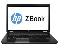 HP ZBook 17 Mobile Workstation Intel Core i7-4600M 2.9GHz 8GB 256GB SSD Windows 10 Home PL