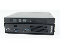 Lenovo ThinkCentre M92p Tiny Intel Core i5-3470T 2.9GHz 8GB 320GB DVD-RW Windows 10 Home PL