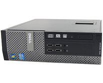DELL Optiplex 7010 SFF Intel Core i5-3570 3.4GHz 4GB 250GB DVD-RW Windows 10 Home PL
