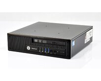 HP EliteDesk 800 G1 USDT Intel Core i5-4570s 2.9GHz 8GB 128GB SSD DVD Windows 10 Home PL