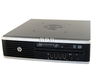 HP Elite 8200 USDT Intel Core i5-2400 3.1GHz 4GB 320GB DVD-RW Windows 10 Home PL