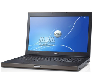 DELL Precision M6700 Intel Core i7-3820MQ 2.7GHz 16GB 750GB Windows 10 Home PL