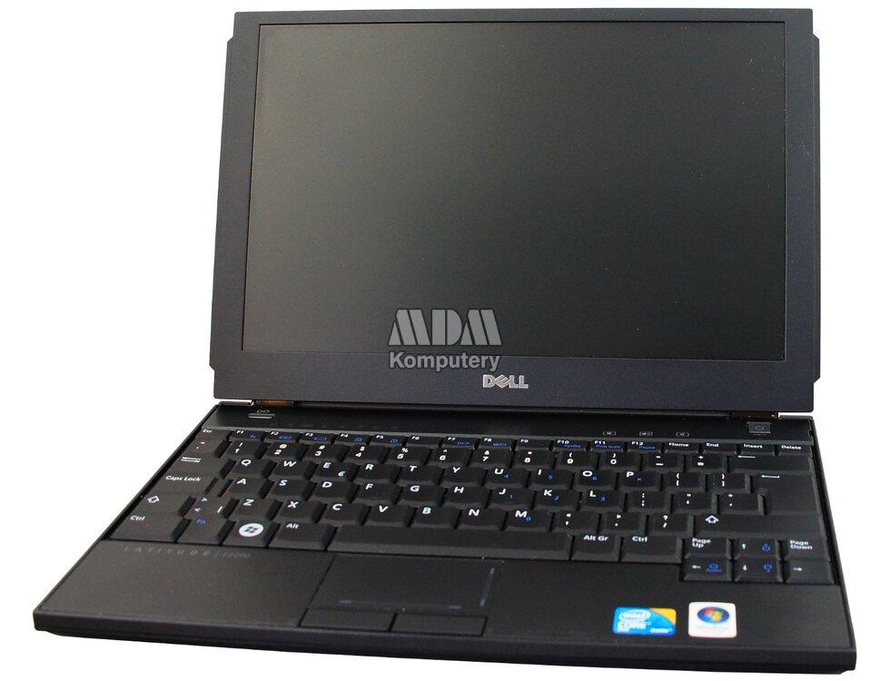 dell latitude e4200 intel core 2 duo 1 6ghz 3gb 64gb windows 7 home premium pl mdm komputery. Black Bedroom Furniture Sets. Home Design Ideas
