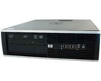 HP Elite 8000 SFF Core 2 Quad 2.83GHz 4GB 500GB DVD-RW Windows 7 Home Premium PL