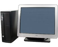 Fujitsu Siemens Terminal POS Celeron 1.9GHz 4GB 160GB Windows 7 Home Premium PL