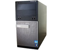 DELL Optiplex 390 Tower Core i3 3.1GHz 4GB 250GB DVDRW Windows 7 Home Premium PL