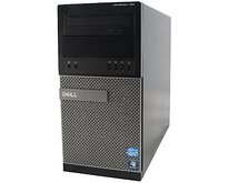 DELL Optiplex 790 Tower Intel Core i5-2400 3.1GHz 8GB 250GB DVD Windows 7 Home Premium PL
