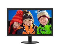 "Philips 240VQ5 24"" LED IPS - Nowy"