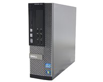 DELL Optiplex 7010 SFF Intel Core i5-3470 3.2GHz 4GB 250GB DVD-RW Windows 10 Home PL