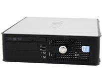 DELL Optiplex 760 SFF Core 2 Quad 2.66GHz 6GB 250GB DVD-RW Windows 10 Home PL