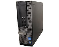 DELL Optiplex 9010 SFF Intel Core i5-3570 3.4GHz 4GB 250GB DVD-RW Windows 10 Home PL