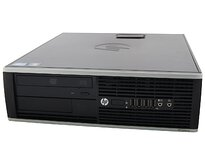 HP Elite 6200 Pro SFF Intel Core i5-2400 3.3GHz 4GB 250GB DVD-RW Windows 10 Home PL