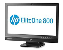 HP EliteOne 800 All-In-One G1 Intel Core i5-4670s 3.1GHz 4GB 128GB SSD DVD-RW Windows 10 Home PL