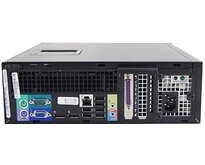 DELL Optiplex 7010 SFF Intel Core i3-3240 3.4GHz 4GB 250GB DVD-RW Windows 10 Home PL