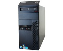 Lenovo M90p Tower Intel Core i5-650 3.2GHz 4GB 500GB DVD-RW Windows 10 Home PL