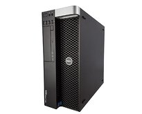 DELL Precision T3610 Intel Xeon E5-1607v2 3.0GHz 16GB 3x 500GB DVD Quadro K4000 Windows 10 Professional PL