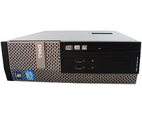 DELL Optiplex 390 SFF Intel Core i5-2400 3.1GHz 4GB 250GB DVD-RW Windows 10 Home PL