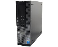 DELL Optiplex 9020 SFF Intel Core i3-4160 3.6GHz 4GB 500GB DVD-RW Windows 10 Home PL