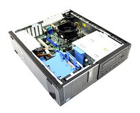 DELL Optiplex 7010 Desktop Intel Core i3-3240 3.4GHz 4GB 250GB DVD-RW Windows 10 Home PL