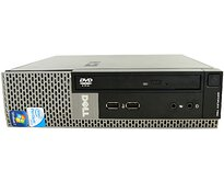 DELL Optiplex 790 USFF Intel Core i5-2500s 2.7GHz 4GB 250GB DVD-RW Windows 10 Home PL