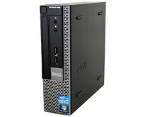 DELL Optiplex 990 USFF Intel Core i5-2500s 2.7GHz 4GB 250GB DVD-RW Windows 10 Home PL