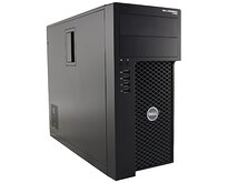 DELL Precision T1700 Intel Xeon E3-1220v3 3.1GHz 16GB 256GB SSD DVD-RW Windows 10 Professional PL
