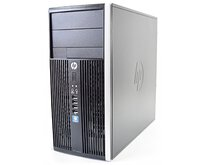 HP Compaq Pro 6305 Tower AMD A4-5300B 3.4GHz 4GB 500GB Windows 10 Home PL