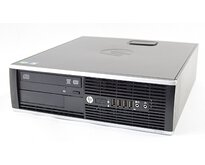 HP Compaq Pro 6305 SFF AMD A4-5300B 3.4GHz 4GB 250GB DVD-RW Windows 10 Home PL