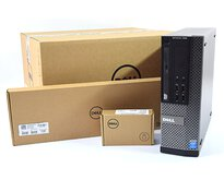 DELL Optiplex 7020 SFF Intel Core i5-4590 3.3GHz 4GB 500GB DVD Windows 10 Home PL - BOX