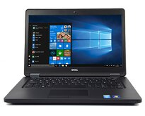 DELL Latitude E5450 Intel Core i5-5300U 2.3GHz 4GB 500GB Windows 10 Home PL - BOX
