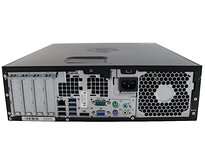 HP Elite 8300 SFF Intel Core i3-2120 3.3GHz 8GB 500GB DVD-RW Windows 10 Home PL