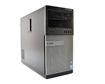 DELL Optiplex 9020 Tower Intel Core i5-4590 3.3GHz 8GB 500GB DVD-RW Windows 10 Home PL