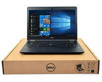 DELL Latitude E7470 Intel Core i5-6300U 2.4GHz 8GB 128GB SSD Windows 10 Home PL - BOX