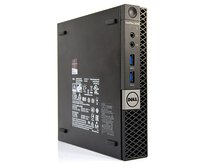 DELL Optiplex 3040 Micro Intel Core i5-6500T 2.5GHz 8GB 128GB SSD Windows 10 Home PL - BOX