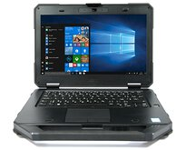 DELL Latitude 5414 Rugged Intel Core i7-6600U 2.6GHz 8GB 256GB SSD Windows 10 Home PL