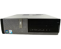 DELL Optiplex 790 Desktop Dual Core 2.6GHz 2GB 250GB DVD Windows 7 Home Premium SP1 PL