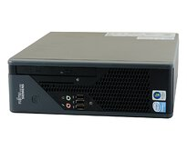 Fujitsu Siemens C5730 Intel Core 2 Duo 2.8GHz 4GB 250GB DVD-RW Windows 7 Home Premium PL