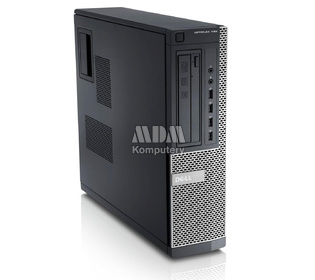 DELL Optiplex 790 Desktop Intel Dual Core G630 2.7GHz 4GB 250GB DVD-RW Windows 10 Home PL