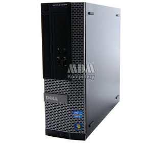 DELL OptiPlex 3010 SFF Intel Core i3-3220 3.3GHz 4GB 250GB DVD-RW Windows 10 Home PL