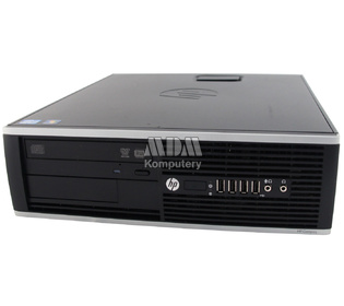 HP Elite 8300 SFF Intel Core i7-3770 3.4GHz 4GB 500GB DVD-RW Windows 10 Home PL