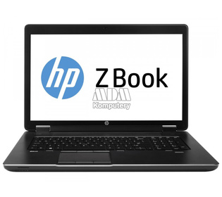 HP ZBook 17 Mobile Workstation Intel Core i7-4600M 2.9GHz 16GB 32GB SSD + 750GB Windows 10 Home PL