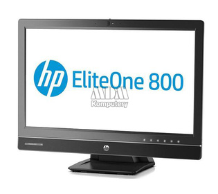 HP EliteOne 800 All-In-One G1 Touch Intel Core i5-4670s 3.1GHz 8GB 1TB DVD-RW Windows 10 Home PL - inna stopa