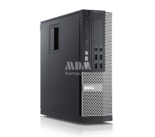 DELL Optiplex 7010 SFF Intel Core i5-3570 3.4GHz 4GB 500GB DVD Windows 10 Home PL