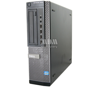 DELL Optiplex 7010 Desktop Intel Core i5-3570 3.4GHz 4GB 250GB DVD-RW Windows 10 Home PL