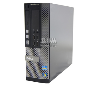 DELL Optiplex 7010 SFF Intel Core i3-3245 3.4GHz 4GB 250GB DVD Windows 10 Home PL