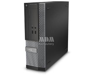 DELL Optiplex 3020 SFF Intel Core i3-4130 3.4GHz 4GB 500GB DVD-RW Windows 10 Home PL
